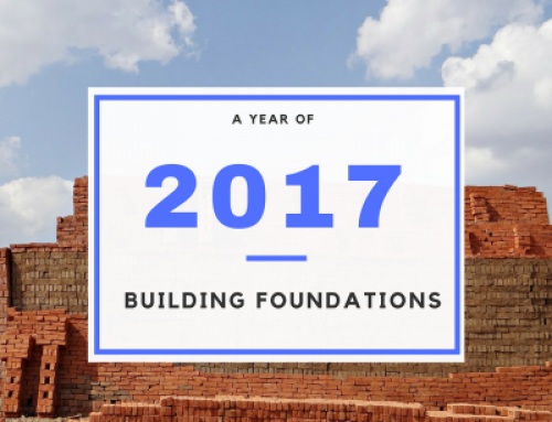 2017: A Year of Building Foundations